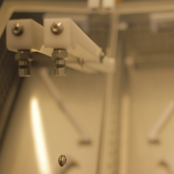 Aseptium uSonic 40 detail