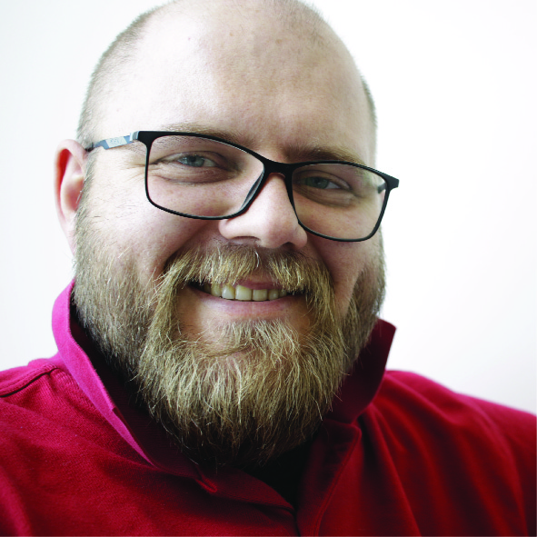 Pawel de Strenberg Stojalowski, Founder & Managing Director of Aseptium